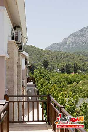 2BD dublex in Kemer 200 mt to the Mediterranean sea للبيع كمر أنطاليا - 16