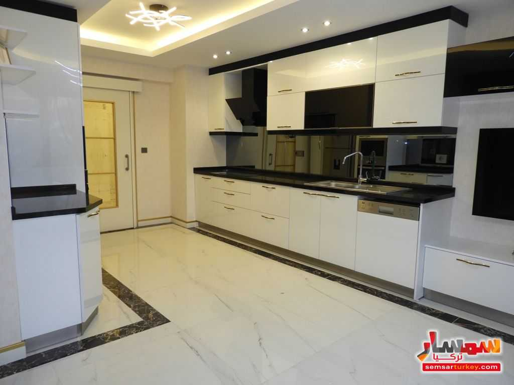 صورة الاعلان: 4 BEDROOMS 1 SALLON FITNESS-SAUNA- VIEW TERRACE-CLOSED AUTOPARK HIGH CLASS APARTMENT FOR SALE في بورصاكلار أنقرة