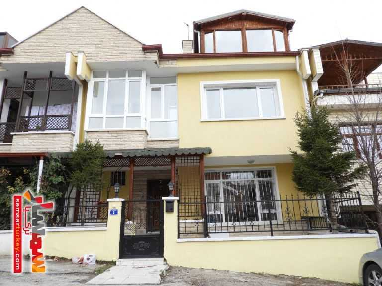 صورة الاعلان: 4 BEDROOMS 1 SALLOON VİLLA FOR SALE IN ANKARA PURSAKLAR في أنقرة