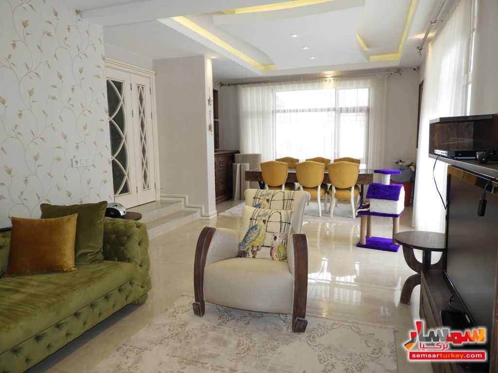 Photo 12 - 4+1 EXTRA SUPER LUX VILLA FOR SALE IN PURSAKLAR For Sale Pursaklar Ankara