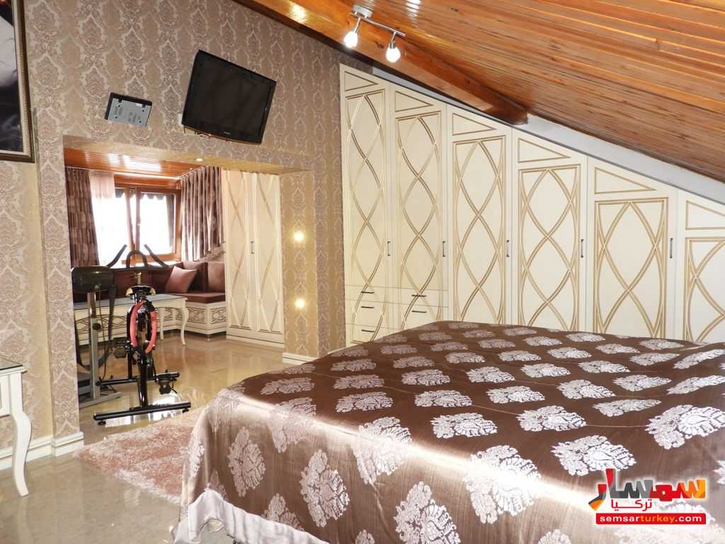 Photo 33 - 4+1 EXTRA SUPER LUX VILLA FOR SALE IN PURSAKLAR For Sale Pursaklar Ankara