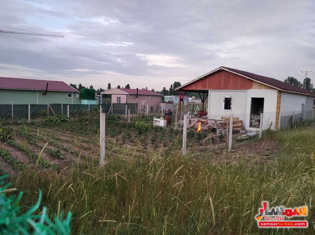 Ad Photo: 500 m2 land and 50 m2 home, hobby garden in Turkey