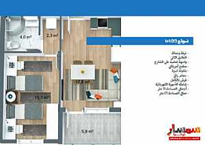 537 sqm 3 floor 9 apartments with furniture للبيع تشوبوك أنقرة - 11