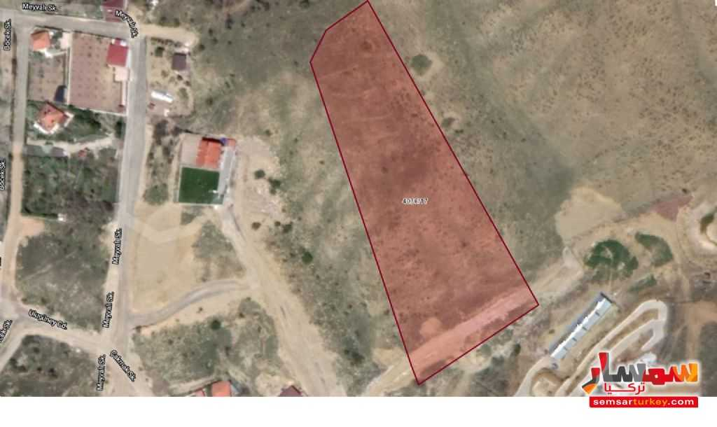 Ad Photo: 9168 SQM UNRECONDED LAND FOR SALE NEAR THE CENTER IN ANKARA - KECIOREN in Kecioeren  Ankara