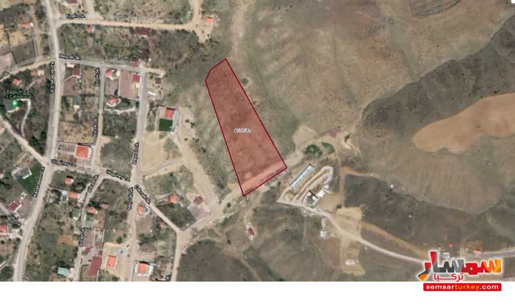 صورة 1 - 9168 SQM UNRECONDED LAND FOR SALE NEAR THE CENTER IN ANKARA KECIOREN للبيع كاجيورن أنقرة