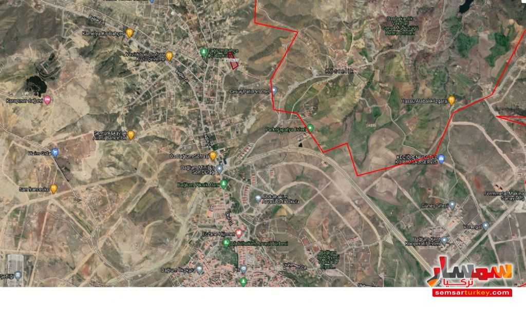 صورة 4 - 9168 SQM UNRECONDED LAND FOR SALE NEAR THE CENTER IN ANKARA KECIOREN للبيع كاجيورن أنقرة