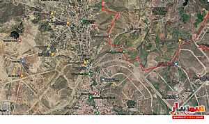 9168 SQM UNRECONDED LAND FOR SALE NEAR THE CENTER IN ANKARA KECIOREN للبيع كاجيورن أنقرة - 4