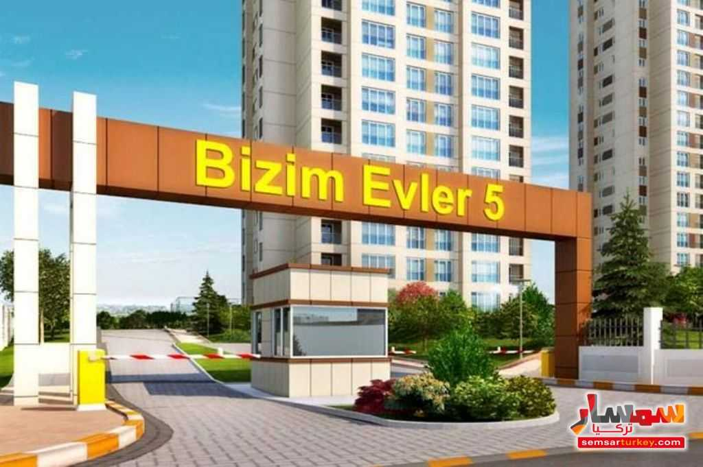 Photo 1 - 3 bedrooms Apartment in a Lux Compound Bizim Evler For Rent Avglar Istanbul