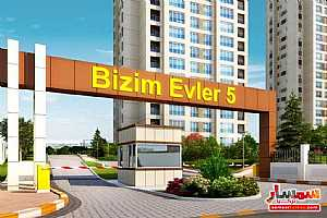 Ad Photo: 3 bedrooms Apartment in a Lux Compound Bizim Evler in Turkey