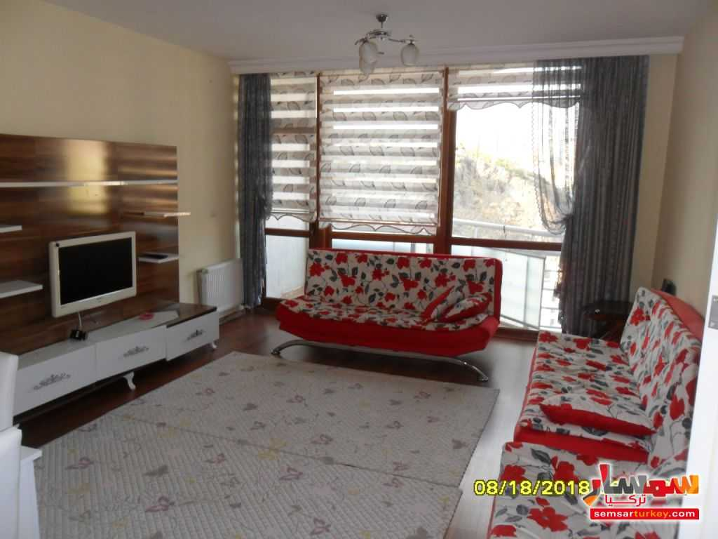 صورة الاعلان: Apartment in Ankara 118 sqm 3+1 furnised extra super lux for sale في أنقرة