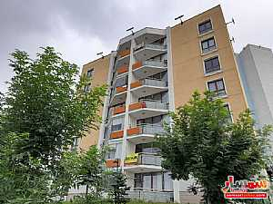 Apartment in Ankara 137 sqm 4+1 extrasuper lux for sale للبيع كاجيورن أنقرة - 19