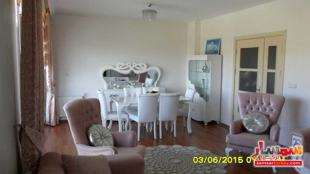 صورة الاعلان: Apartment in Ankara 137 sqm 4+1 furnished extra super lux for sale في أنقرة