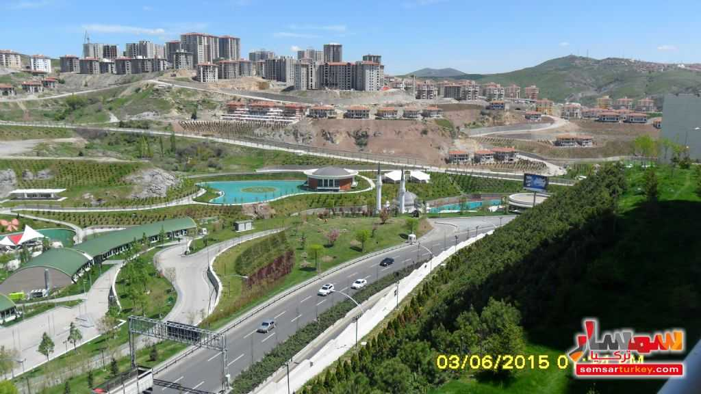 صورة 25 - Apartment in Ankara 137 sqm 4+1 furnished extra super lux for sale للبيع كاجيورن أنقرة