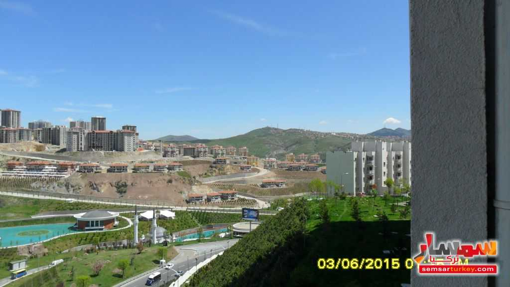 صورة 26 - Apartment in Ankara 137 sqm 4+1 furnished extra super lux for sale للبيع كاجيورن أنقرة
