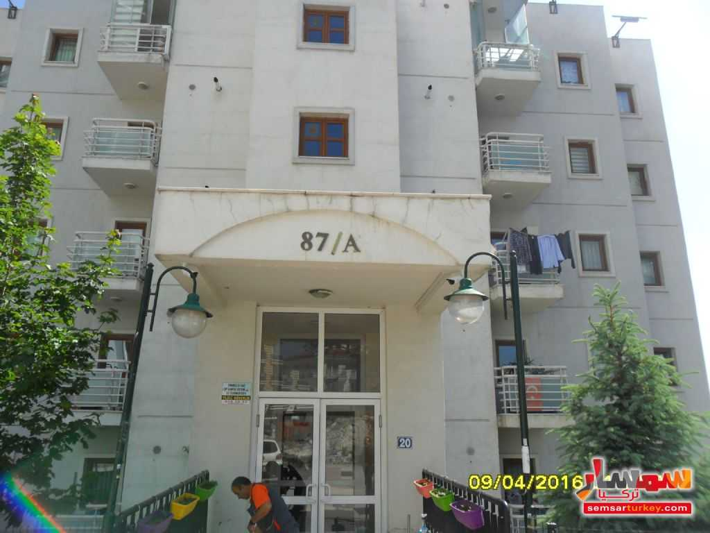 صورة 27 - Apartment in Ankara 137 sqm 4+1 furnished extra super lux for sale للبيع كاجيورن أنقرة