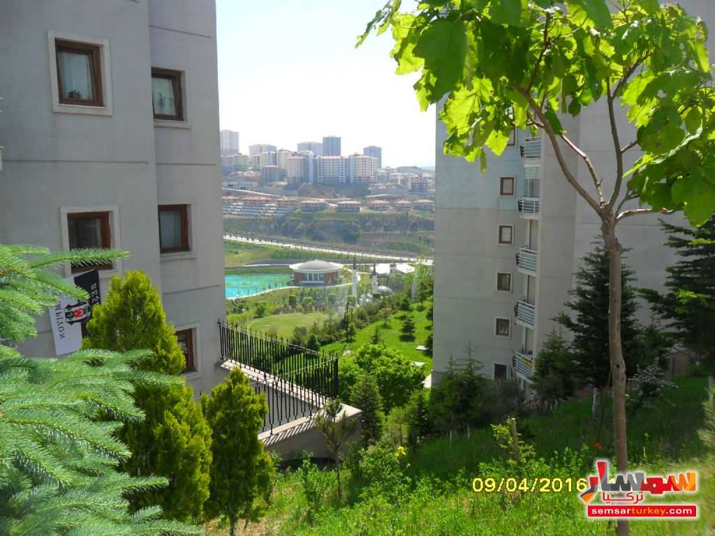 صورة 28 - Apartment in Ankara 137 sqm 4+1 furnished extra super lux for sale للبيع كاجيورن أنقرة