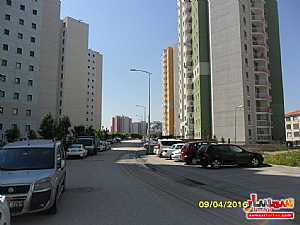 Apartment in Ankara 137 sqm 4+1 furnished extra super lux for sale للبيع كاجيورن أنقرة - 29