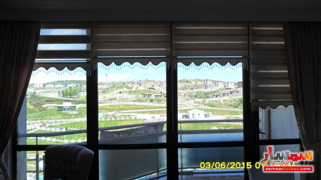 صورة 4 - Apartment in Ankara 137 sqm 4+1 furnished extra super lux for sale للبيع كاجيورن أنقرة