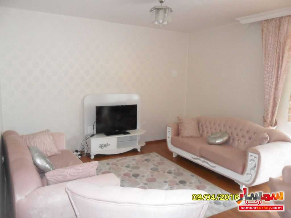 صورة 40 - Apartment in Ankara 137 sqm 4+1 furnished extra super lux for sale للبيع كاجيورن أنقرة