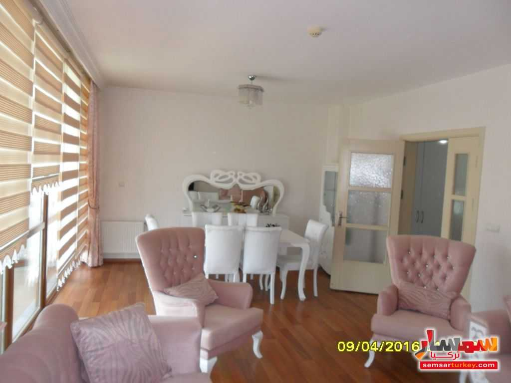 صورة 41 - Apartment in Ankara 137 sqm 4+1 furnished extra super lux for sale للبيع كاجيورن أنقرة