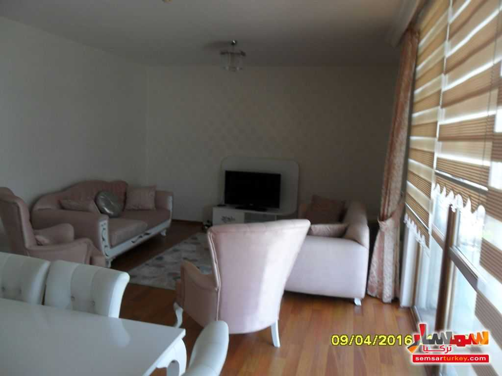صورة 42 - Apartment in Ankara 137 sqm 4+1 furnished extra super lux for sale للبيع كاجيورن أنقرة