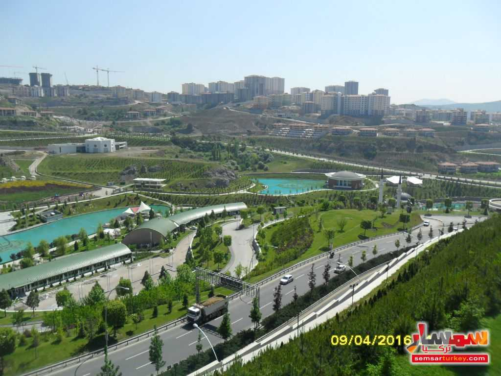صورة 43 - Apartment in Ankara 137 sqm 4+1 furnished extra super lux for sale للبيع كاجيورن أنقرة