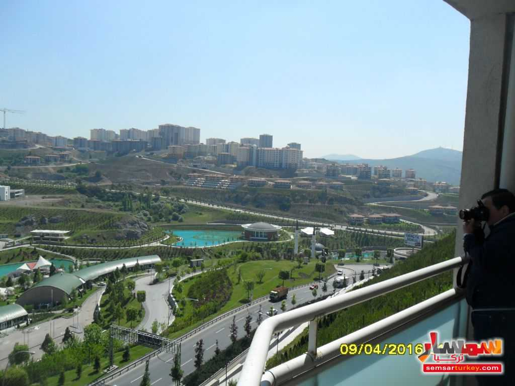 صورة 45 - Apartment in Ankara 137 sqm 4+1 furnished extra super lux for sale للبيع كاجيورن أنقرة