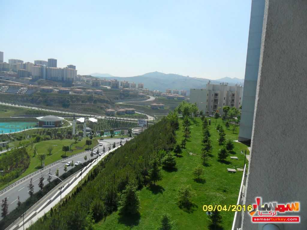 صورة 46 - Apartment in Ankara 137 sqm 4+1 furnished extra super lux for sale للبيع كاجيورن أنقرة