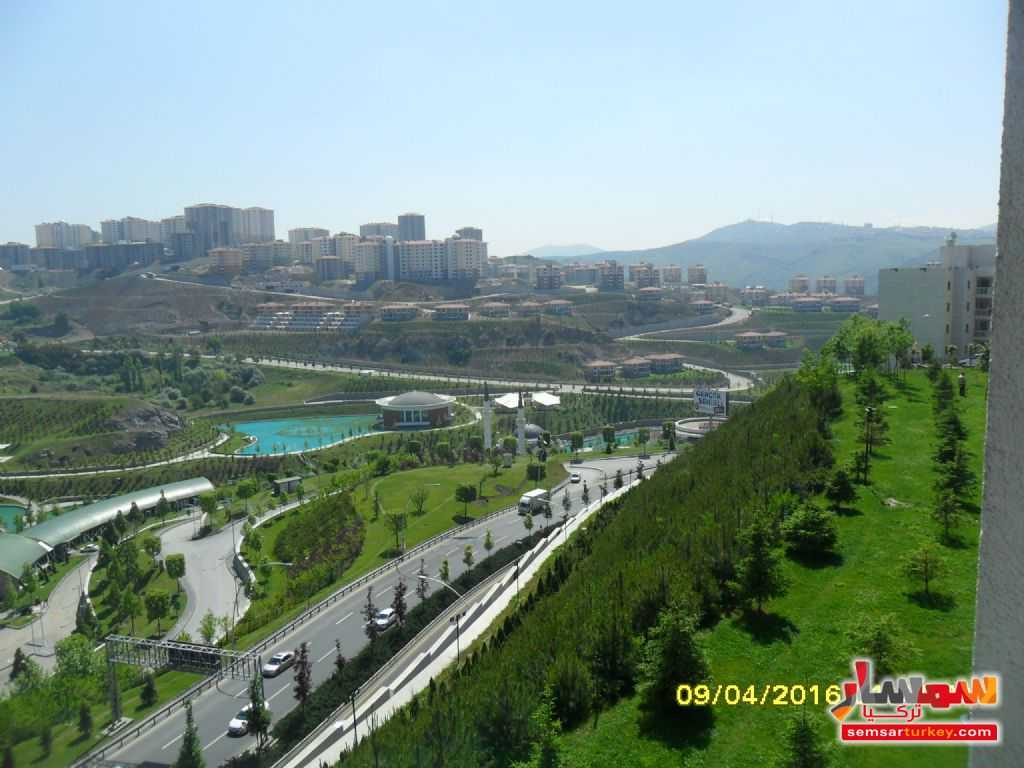 صورة 47 - Apartment in Ankara 137 sqm 4+1 furnished extra super lux for sale للبيع كاجيورن أنقرة