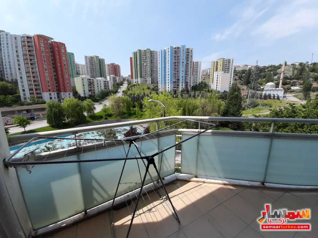 صورة 1 - Apartment in Ankara 137 sqm 4+1 furnished extra super lux for sale للبيع كاجيورن أنقرة