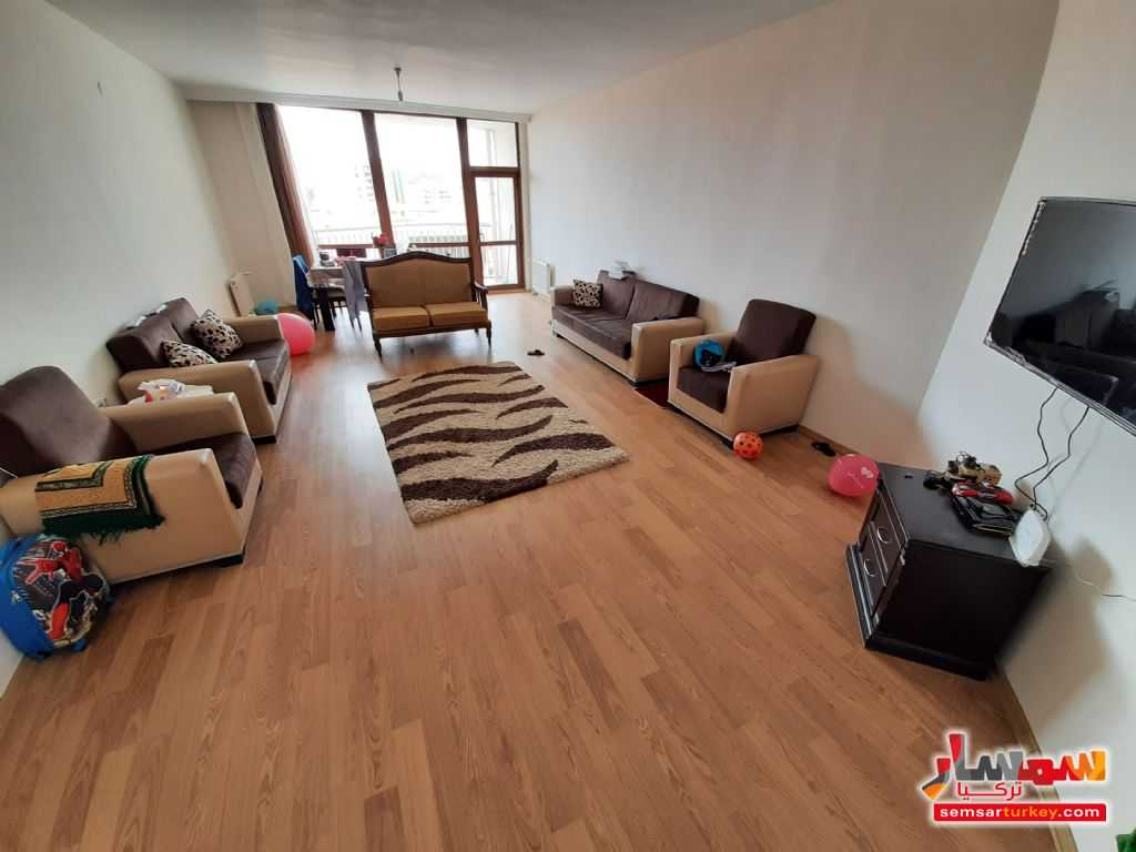 صورة 8 - Apartment in Ankara 4 rooms and reception 169 sqm super lux for sale للبيع كاجيورن أنقرة