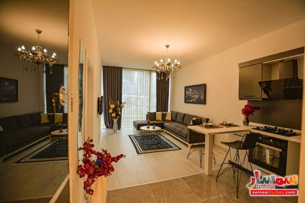 صورة الاعلان: Apartment in ISTANBUL PROJECT 1+1 extra super lux 90 sqm في إسطنبول
