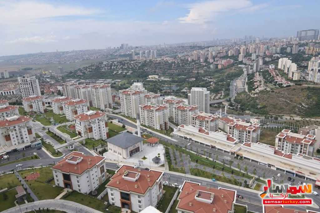 Photo 2 - Apartment in luxury compound 4 bedrooms For Rent Bashakshehir Istanbul