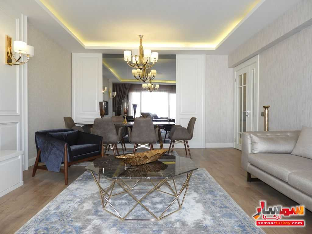 صورة 3 - FULL FURNISHED APARTMENT WITH SPECIAL DECOR FOR SALE IN ANKARA PURSAKLAR للبيع بورصاكلار أنقرة