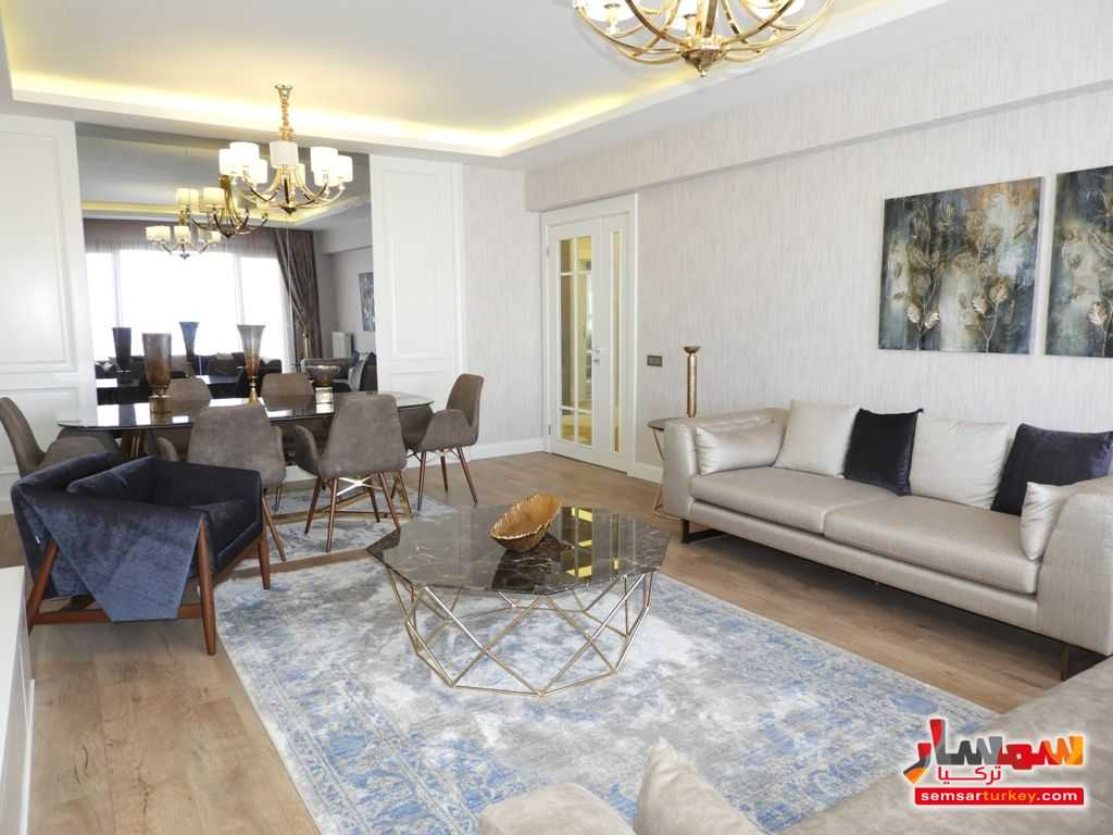FULL FURNISHED APARTMENT WITH SPECIAL DECOR FOR SALE IN ANKARA PURSAKLAR