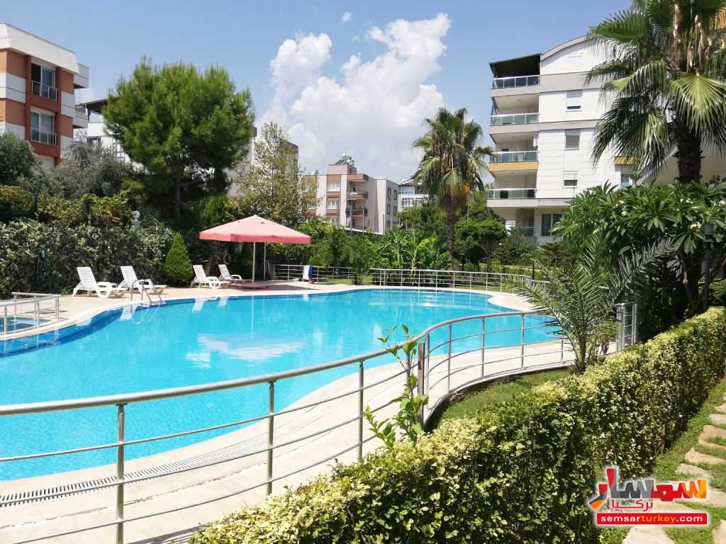 Photo 1 - Lux apartment with garden for sale For Sale Konyaalti Antalya