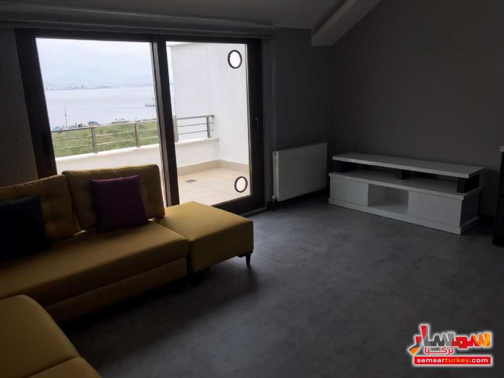صورة 3 - Mazonate ( two stories) 1+1, 90 meters Squre, Furnished, with amazing sea view للبيع جولجوك قوجه ايلي