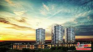ONE OF BEST PROJECT IN ANKARA STARTED FOR SALE للبيع بورصاكلار أنقرة - 17