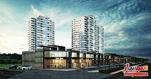 ONE OF BEST PROJECT IN ANKARA STARTED FOR SALE للبيع بورصاكلار أنقرة - 18