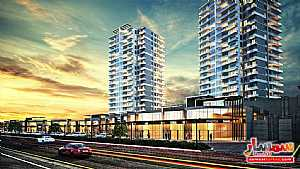 ONE OF BEST PROJECT IN ANKARA STARTED FOR SALE للبيع بورصاكلار أنقرة - 23