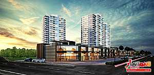 ONE OF BEST PROJECT IN ANKARA STARTED FOR SALE للبيع بورصاكلار أنقرة - 29