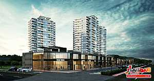 ONE OF BEST PROJECT IN ANKARA STARTED FOR SALE للبيع بورصاكلار أنقرة - 30