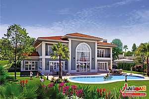 صورة الاعلان: Super Luxury Villa 5 bedrooms 3 baths with Private Swimming Pool and Garden في بيوك جكمجة إسطنبول